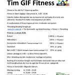 Tilmelding Tim Fitness – klik på billedet