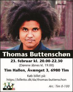 Thomas Buttenschøn annonce