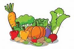 grøntsager tegnet