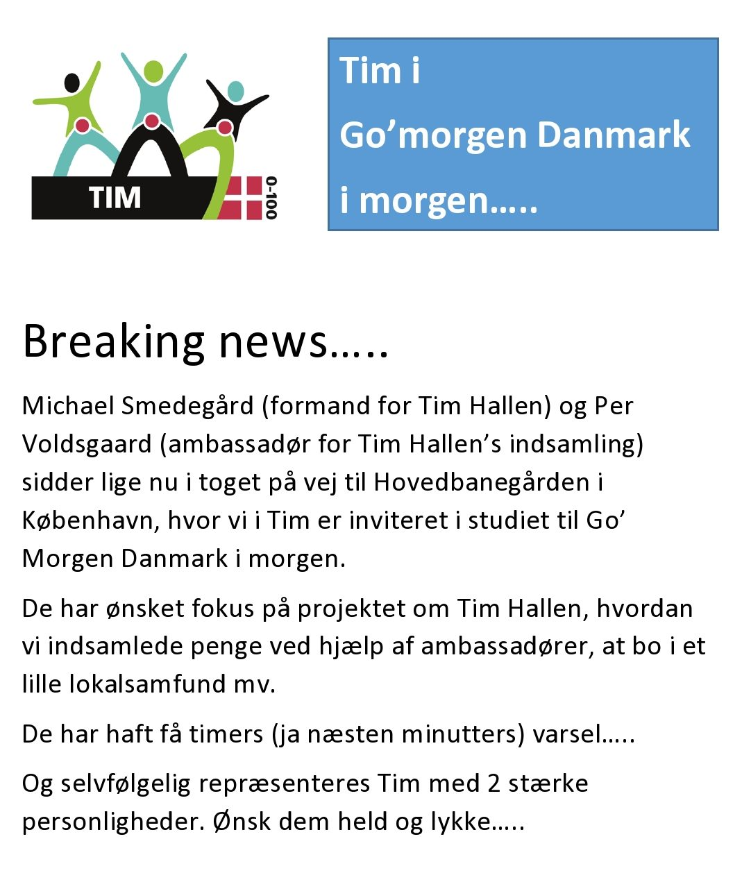breaking news danmark
