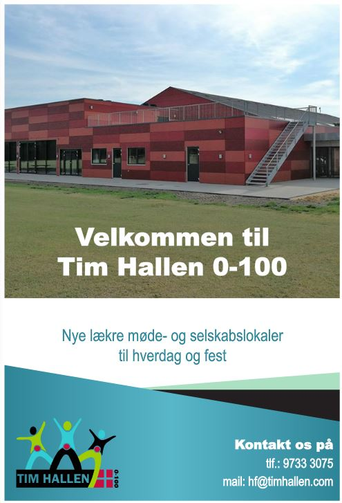 Tim Hallen - Lejefolder